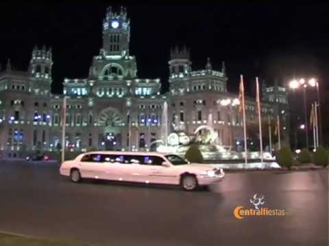 Alquiler Limusina para Bodas en Madrid