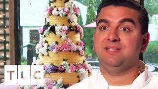 Buddys Biggest And Best Wedding Cakes! | Cake Boss