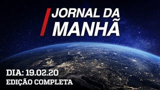 Jornal da Manhã - 19/02/2020