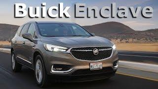 Buick Enclave - Con aspiraciones de grandeza   Autocosmos