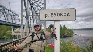 Рыбалка на Суходольском озере. Лосевская протока. Река Вуокса. Рыбалка в Ленинградской области.