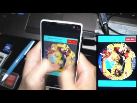 Video of maiPad mini