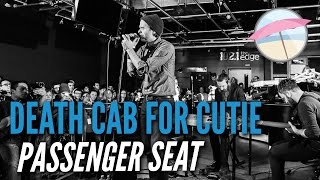 Death Cab For Cutie - Passenger Seat (Live at the Edge)