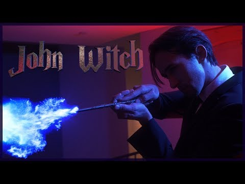If John Wick Was a Wizard | Action Short Film