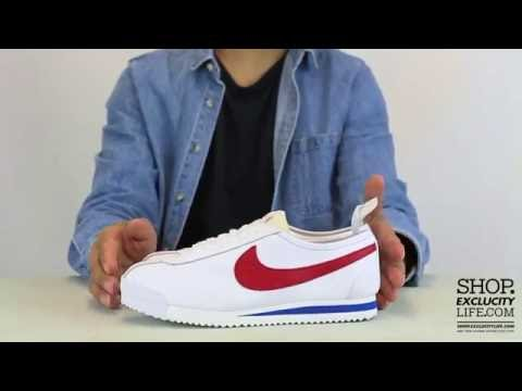 Women's Cortez '72 Unboxing Video at Exclucity
