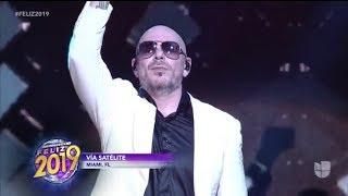 Pitbull New Year's Eve 2019 Performance (COUNTDOWN FELIZ 2019)