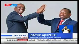 Naibu gavana wa kaunti ya Nairobi Polycarp Igathe ajiuzulu