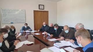 Виконавчий комітет Світловодської міської ради 07.10.21