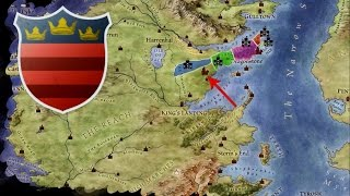 Houses of the Crownlands, Their History, tour through Dragonstone, Kings Landing and Red Keep