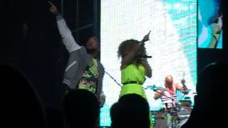 """TobyMac and Blanca Reyes performing """"Unstoppable"""", live from Philadelphia, PA December 8, 2012"""
