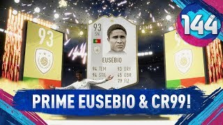 Prime Eusebio & CR99! - FIFA 19 Ultimate Team [#144]