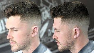 SIMPLE HAIRCUT TUTORIAL FOR MEN || EASY BEGINNER SKIN FADE TUTORIAL