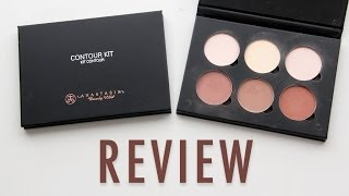 Anastasia Contour Kit - Light to Medium Review