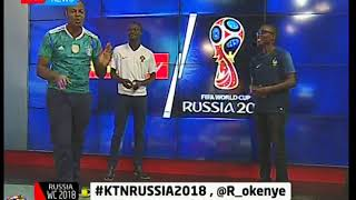 World Cup 2018 match analysis and highlights - KTN Russia 2018