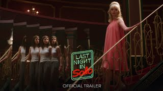 Trailer for Last Night in Soho