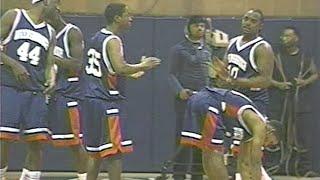Men's Basketball: QCC vs. BMCC (12/11/2002)