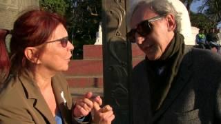 Syusy intervista Franco Battiato a Kathmandu