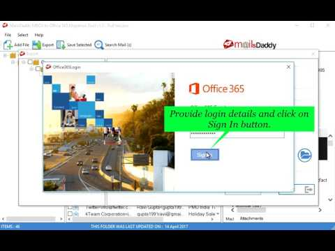 MailsDaddy MBOX to Office 365 Migration Tool [Official] - Import MBOX into O365