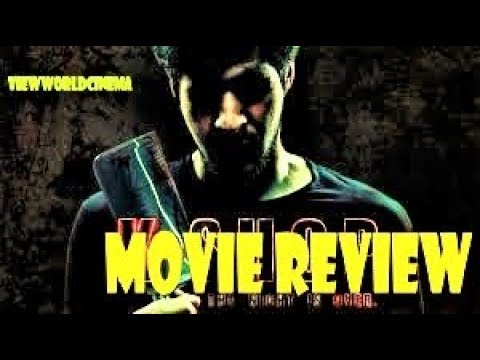 K-SHOP (2016) British Serial Killer Movie Review