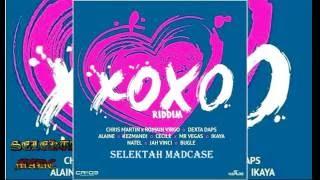 XoXo Riddim Mix( Cr203 Records)  Selektah Madcase Sep 2016