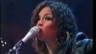 Alicia Keys Unbreakable Live on David Letterman 2005