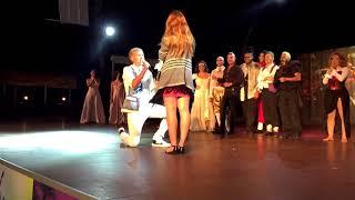 Предложение руки и сердца( Миша ТаланТ & Vladlena)