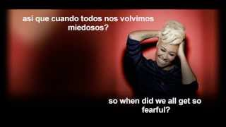 Read all about it - Emeli sande subtitulada en ingles y español
