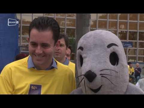 Campanha do Detran-SP realizou blitz educativa em Santo André