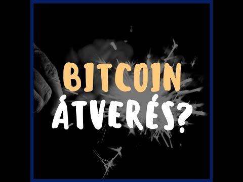 Bitcoin crash nyereség