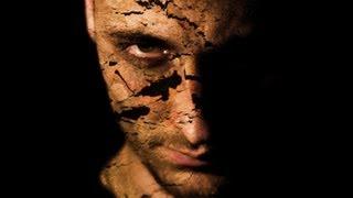 Photoshop Tutorial: Cracked Face Photo Manipulation Effect