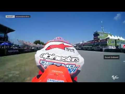 Czech GP: Ducati OnBoard