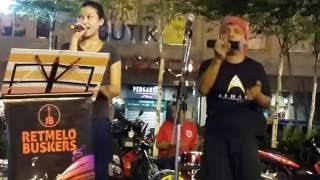 Ku Bahagia Nurul Feat Retmelo Buskers Cover Melly Goeslow