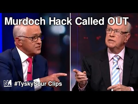 Murdoch Journalist DESTROYED On Climate Change