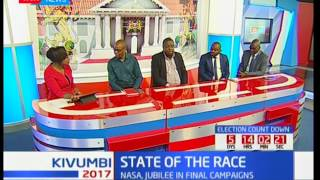 State of the race: NASA and Jubilee enter homestretch of the race [Part 1]