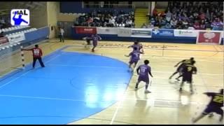 preview picture of video 'BM. Guadalajara - F.C. Barcelona 31 - 41'