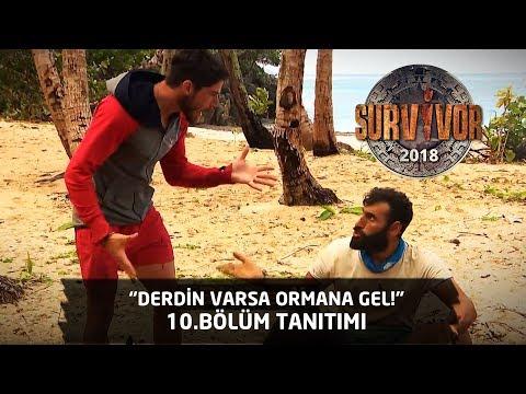 Survivor 2018  -  10. Bölüm Tanıtımı  -  Gönüllüler'de Sert Tartışma!