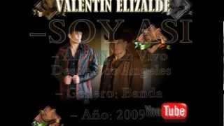 Valentin Elizalde   Soy Asi En Vivo Desde Los Angeles
