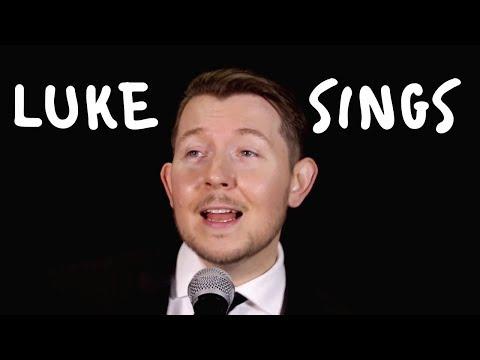Luke Sings Video