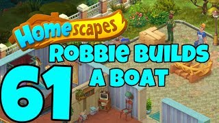 HOMESCAPES - Gameplay Walkthrough Part 61 - Robbie