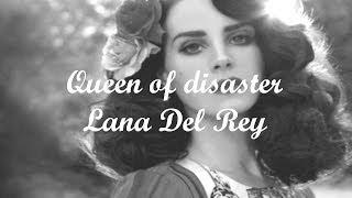 Musik-Video-Miniaturansicht zu Queen of Disaster Songtext von Lana Del Rey