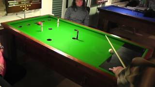 preview picture of video 'Guernsey Bar Billiards Masters 2013 Final - Game 1'
