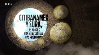 Citibanamex y Sura, las Afores con minusvalías más profundas