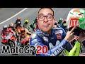 Motogp 20 1 Inicio Oficial Da Temporada Dhl Honda Gp po