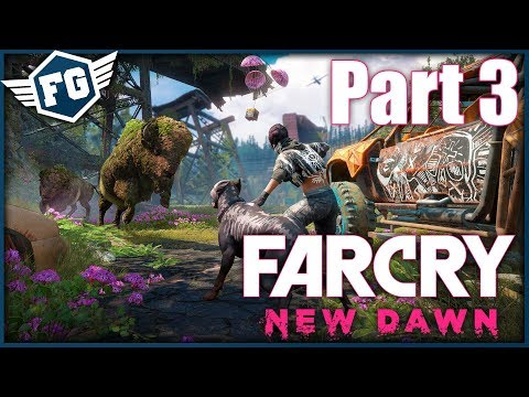 VELKÝ UPGRAGE ZÁKLADNY - Far Cry: New Dawn #3