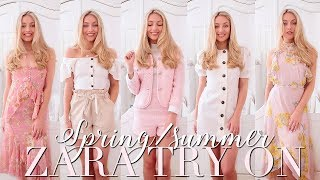 SUMMER NEW IN AT ZARA HAUL & TRY ON ~ Freddy My Love