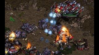 EPIC- Light (T) V Mong (T) On Fighting Spirit - StarCraft  - Brood War REMASTERED