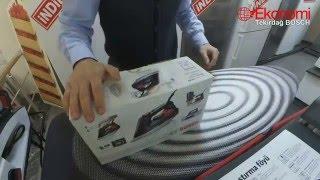 Bosch TDI903231A Buhar Motorlu Ütü Kutu Açılışı - Unboxing