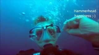 Dykning Ved Strømfyldte Belongas