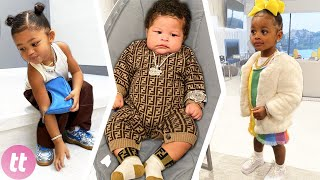 Celebrity Kids With The Most Expensive Outfits