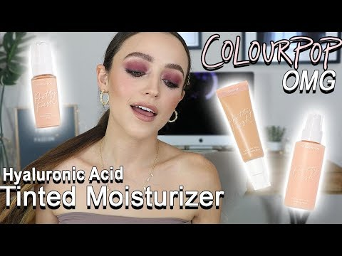 Pretty Fresh Hyaluronic Tinted Moisturizer by Colourpop #2
